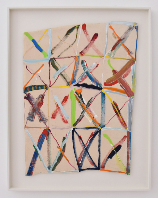 Allen Maddox, 'Ouch!', 1977, Painting, Oil on canvas, Gow Langsford Gallery