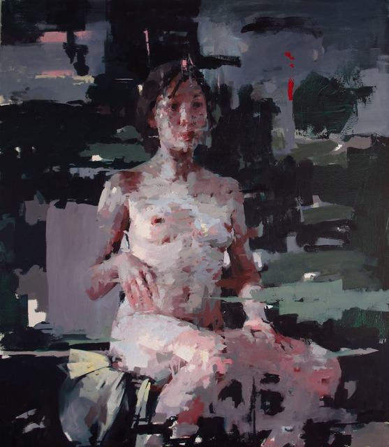 , 'Seated Nude,' 2016, Gallery 1261