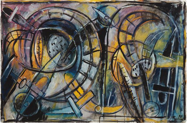 Carlos Alfonzo, 'Untitled', 1989, Phillips