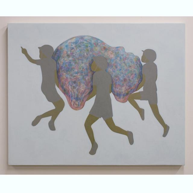 , 'Play,' 2011, Tezukayama Gallery