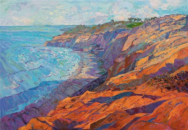 , 'Torrey Dawn,' 2017, The Erin Hanson Gallery
