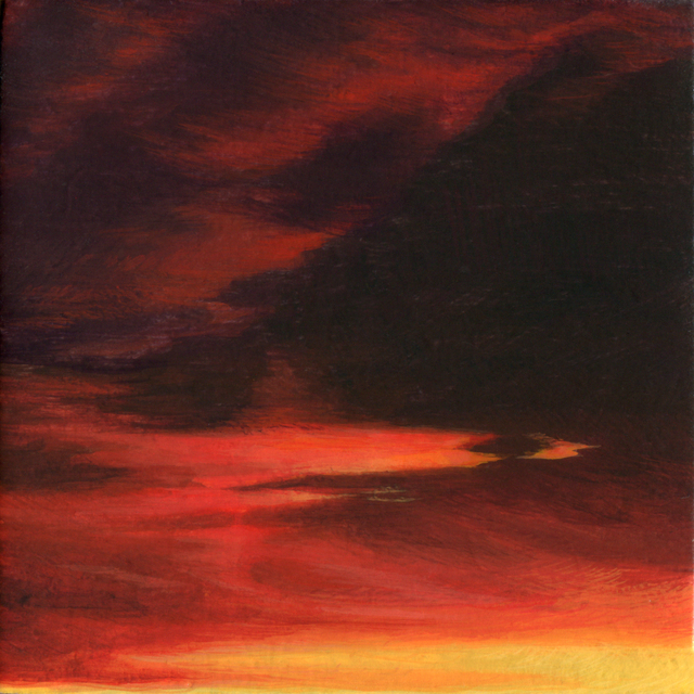 Adam Mysock, 'Red Sky in the Morning (Day One)', 2017, Jonathan Ferrara Gallery