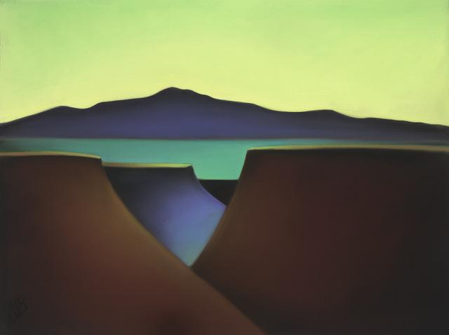 , 'Canyon Top Spring 19-08,' 2019, Ventana Fine Art