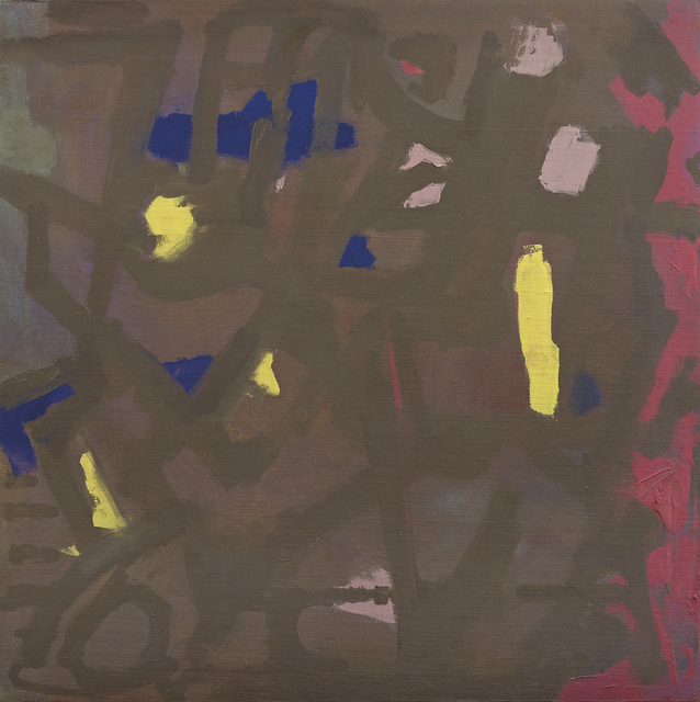 , 'Untitled (Prescience),' 1952, Berry Campbell Gallery