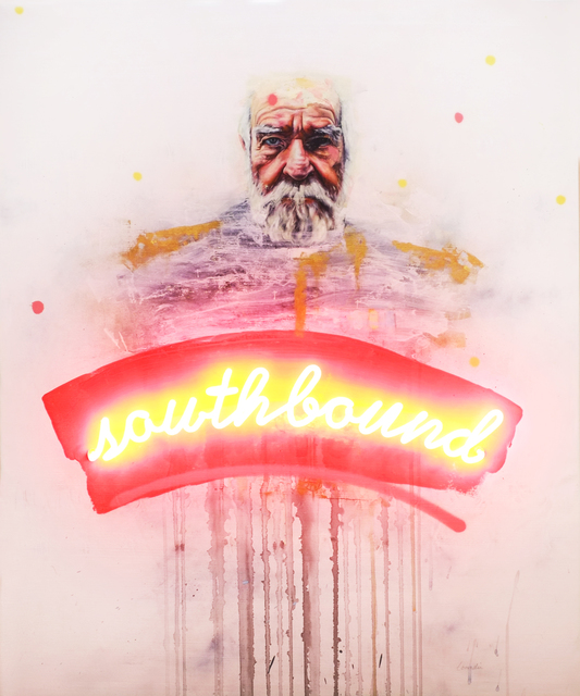 , 'Southbound,' 2014-2015, 55Bellechasse