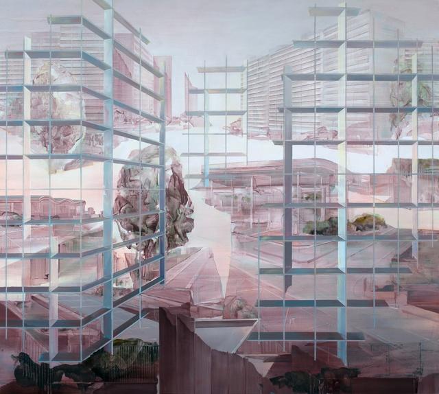 , 'Enlisée,' 2015, Hosfelt Gallery