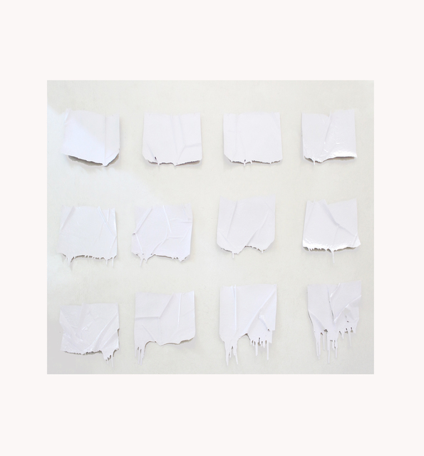 , 'These are not White Flags,' 2016, Saskia Fernando Gallery