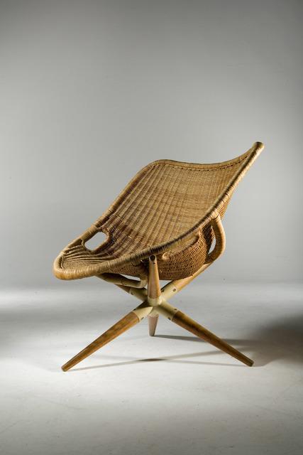 , 'Tripod Chair,' 1949, Demisch Danant