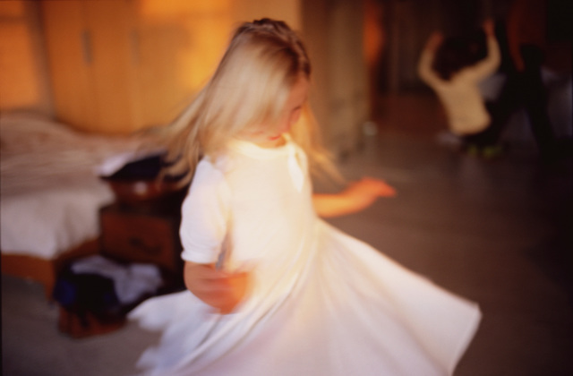 , 'Ava twirling, NYC,' 2007, Art Bärtschi & Cie | Geneva, Switzerland