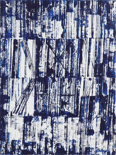 Herbert Zangs, 'Scheibenwischer ', 1990-1995, e.artis contemporary