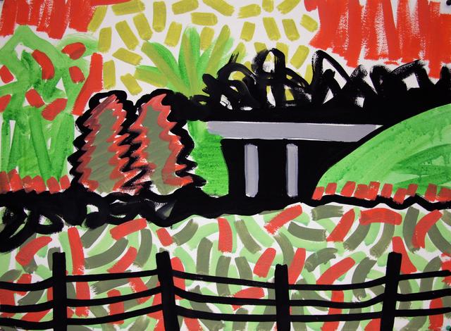 , 'Paper Landscape #14,' 2017, Bruno David Gallery & Bruno David Projects