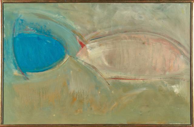 Merton D. Simpson, 'Figurescape #5', Rago