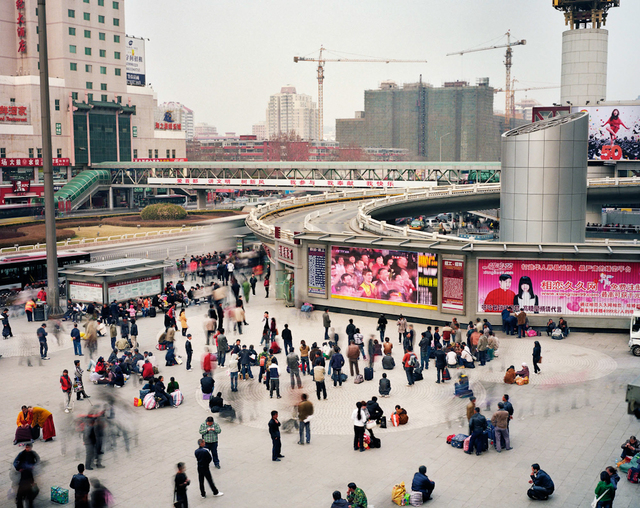 , 'North Square of Beijing West Railway Station, Fengtai District, Beijing, China,' 2010, Anastasia Photo
