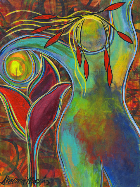 , 'Maiden,' , Gallery Pegasus