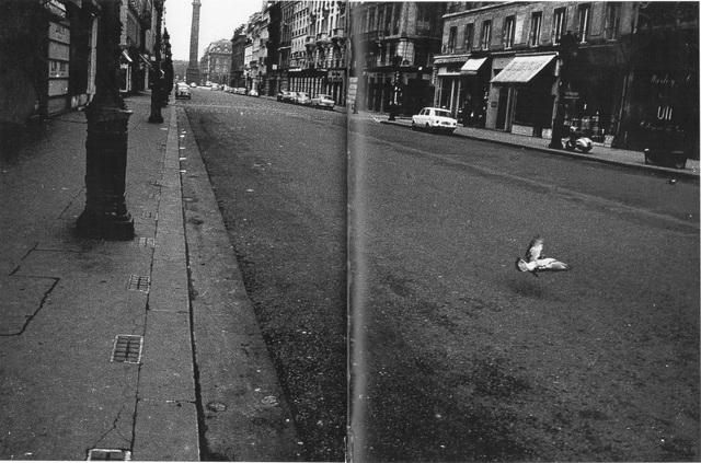 , 'Dove at Rue de la Paix,' 1962, Blanca Berlín