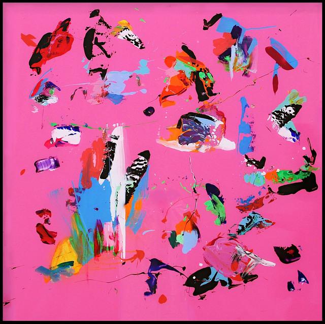 , 'ATLAS ( Pink),' 2017, Aurora Vigil-Escalera Art Gallery