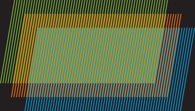 , 'Color Aditivo Poyoronk,' 2011, Marion Gallery