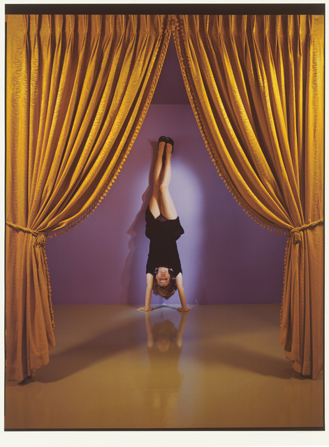 , 'Performance,' 1985, ROSEGALLERY