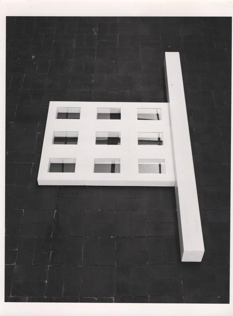 , 'Untitled (Bandiera),' , Galerie Laurence Bernard