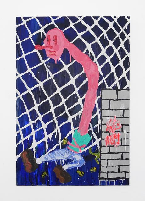 , 'Fout (Skid Row),' 2016, SADE