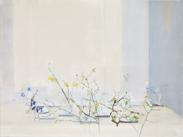 , 'Sky Blue, Spring ,' 2015, Purdy Hicks Gallery