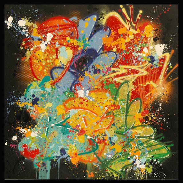 , 'Celui Qui Accepte ...,' 2019, Galerie Art Jingle