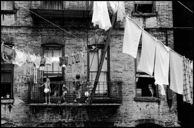 , 'Harlem, New York City. USA. ,' 1962, Magnum Photos