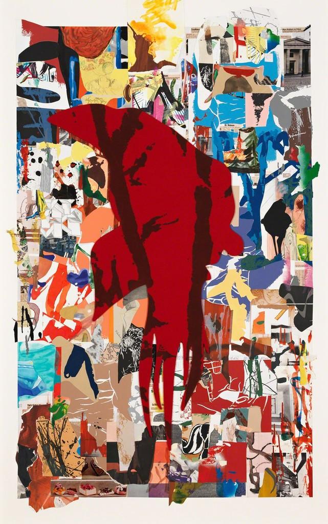 Arturo Herrera, 'Johannes,' 2012, Pace Prints