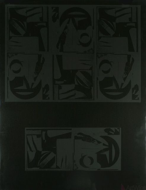 Louise Nevelson, 'Untitled', 1972, ArtWise