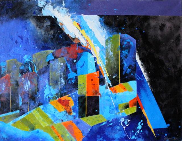 , 'Horizont,' 2016, Norman Fine Arts