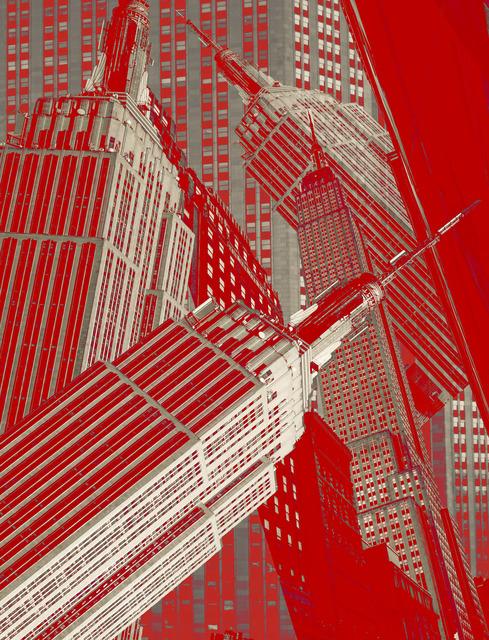 Frederick Hodder, 'Fall of the Empire', 2014, Mana Contemporary