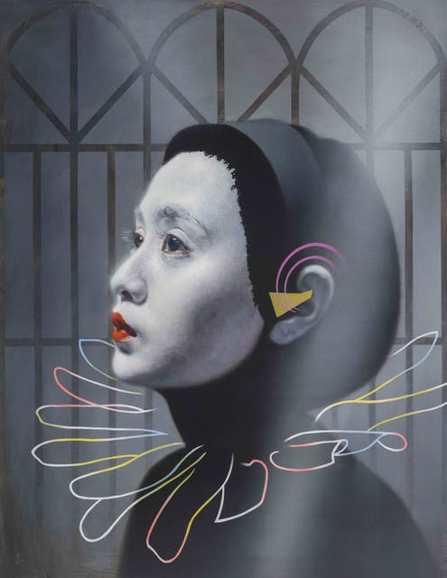 , 'Facing the Sun,' 2015, Liang Gallery
