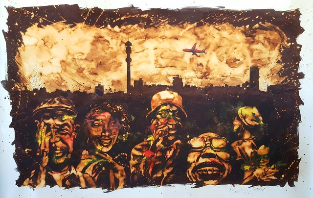 , 'Josie City Deep ,' 2017, Art Eye Gallery