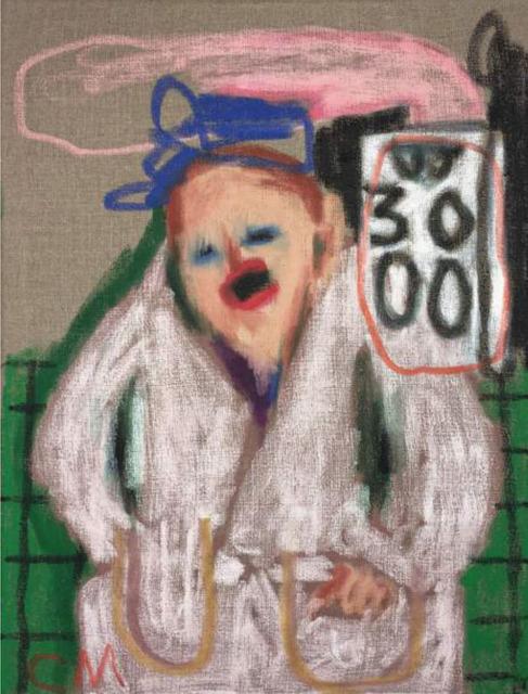 , '3000 DM,' 2018, Ruttkowski;68