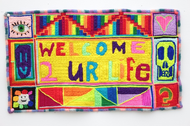 , 'Welcome 2 Ur Life,' 2017, Stems Gallery
