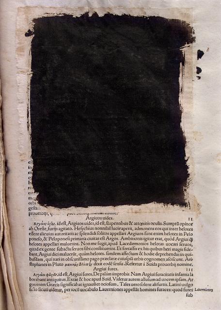 Joan Fontcuberta, 'Deletrix: Erasmus #4', 2006, Galleria del Cembalo
