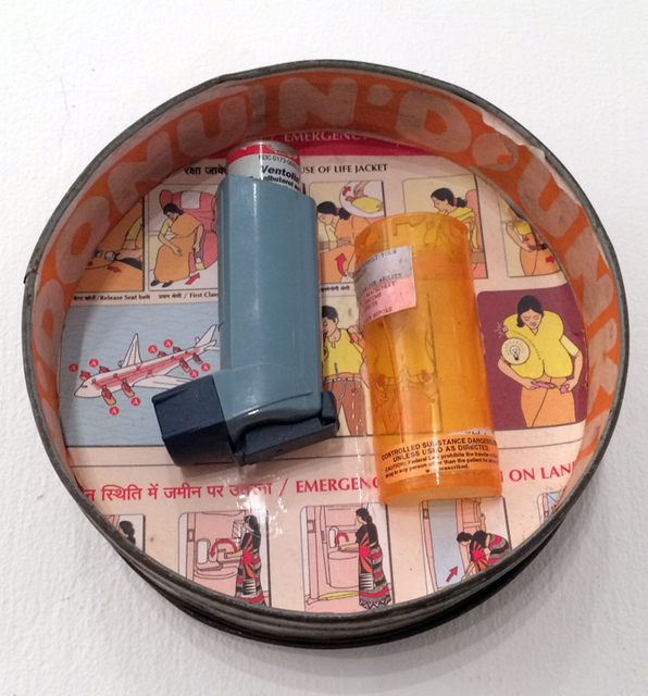 , 'Untitled (Tin Series 3),' 2010, Aicon Gallery