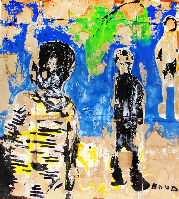 , 'Les enfants de Côte d'lvoire 004,' 2015, Ethan Cohen New York