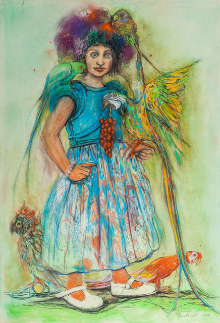 , 'Angel,' 2014, Tufenkian Fine Arts