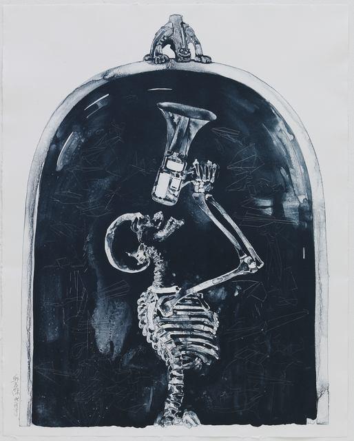 Qiu Zhijie, 'Propagator in the Darkness', 2008, STPI