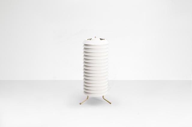 ", 'Floor/Table lamp model ""Mija the Bee"",' 1957, Side Gallery"