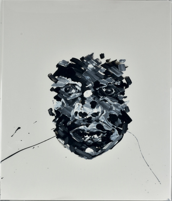 Roberto Coda Zabetta, 'SENZA TITOLO', Painting, Cromolux on acetate, Itineris