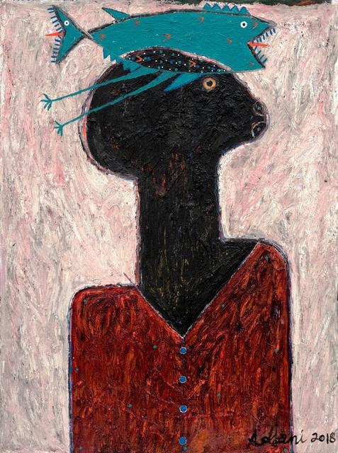 , 'Self-Portrait,' 2018, Sulger Buel Gallery