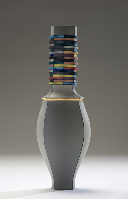 , 'All Colors and Porcelain Vessel,' 2015, Wexler Gallery