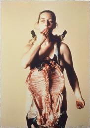 Tania Bruguera, 'El Peso de la culpa,' Conceived in 1997; printed ca. 2001, Phillips: Latin America