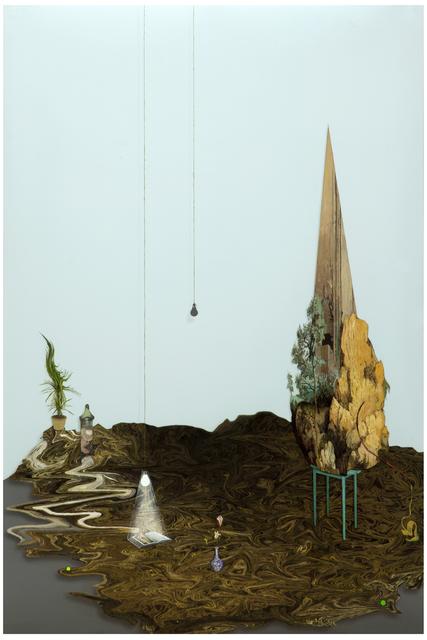 , 'Day,' 2014, Galerie Valentien