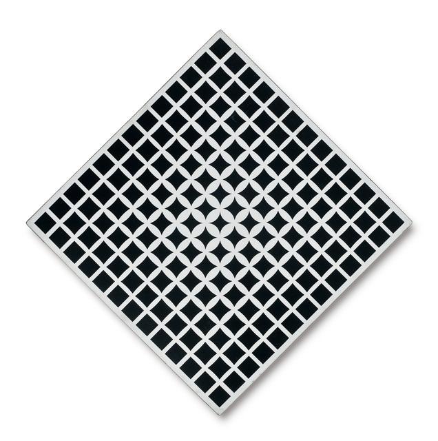 , 'Quadrature N.4,' 1960, Galerie Hans Mayer