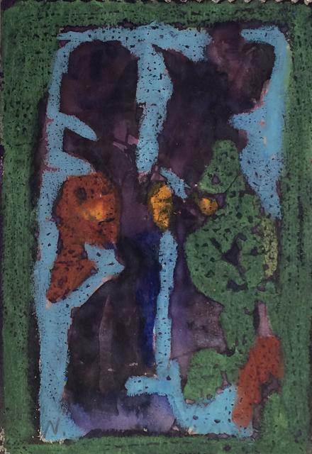 , 'Untitled,' 1961, Caldwell Gallery Hudson