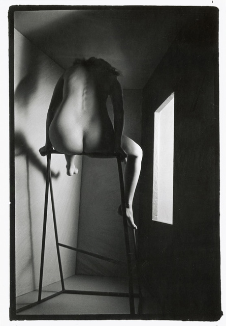 Todd Walker, 'Female Nude on High Stand with Window', 1967, Contemporary Works/Vintage Works