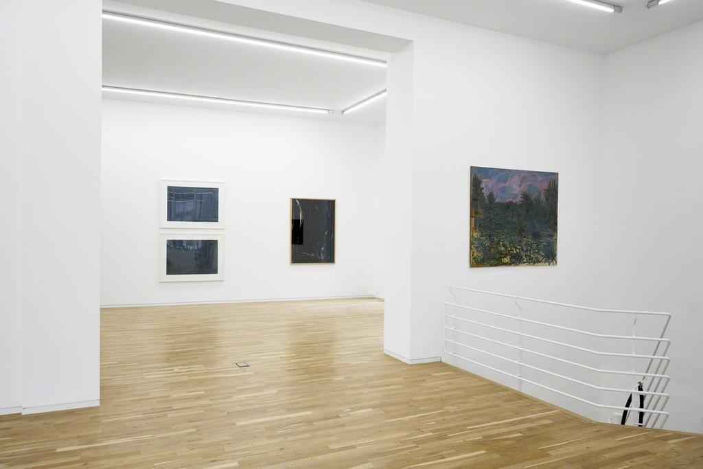 40+10+1, exhibition view, Jahn und Jahn, 2018